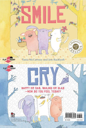 Picture of Smile Cry: Happy Or Sad, Wailing Or Glad - How Do You Feel Today?