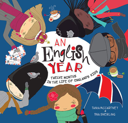 圖片 An English Year: Twelve Months in the Life of England's Kids