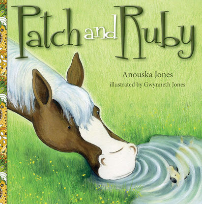 图片 Patch and Ruby