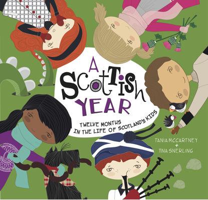 图片 A Scottish Year: Twelve Months in the Life of Scotland's Kids